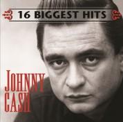 Johnny Cash: 16 Biggest Hits - Plak