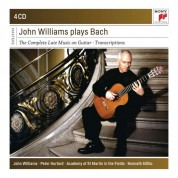 John Williams, Academy of St. Martin in the Fields: John Williams Plays Bach - CD