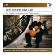 John Williams, Academy of St. Martin in the Fields: John Williams Plays Bach - CD