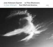 Julia Hülsmann Quartet: A Clear Midnight - CD