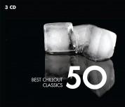 Çeşitli Sanatçılar: 50 Best Chillout Classics - CD