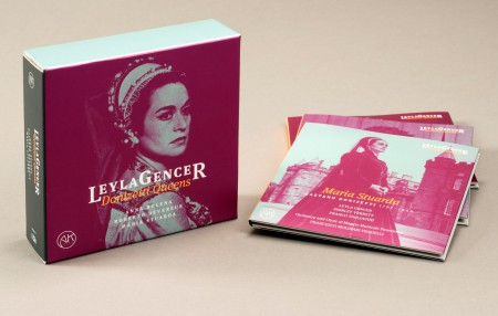 Leyla Gencer: Donizetti Queens - CD