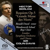 Sir Colin Davis, London Symphony Orchestra and Chorus, Wandsworth School Boys' Choir: Berlioz: Requiem Op.5 ''Grande Messe des Morts'' - SACD