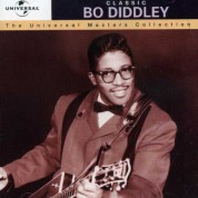 Bo Diddley: Universal Masters Collection - CD
