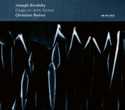 Josef Brodsky: Elegie On John Donne (Christian Reiner) - CD