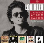 Lou Reed: Original Album Classics - CD