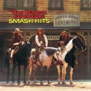 Jimi Hendrix: Smash Hits - Plak