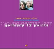 Carsten Daerr, Henning Sieverts, Bastian Jütte: Germany 12 Points - CD