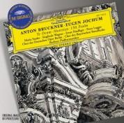 Berliner Philharmoniker, Chor der Deutschen Oper Berlin, Chor des Bayerischen Rundfunks, Eugen Jochum: Bruckner: Te Deum, Motets - CD