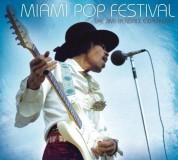 Jimi Hendrix: Miami Pop Festival - CD