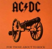 AC/DC: For Those About to Rock - Plak