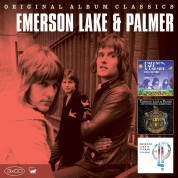 Emerson, Lake & Palmer: Original Album Classics - CD