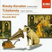 Philadelphia Orchestra, Riccardo Muti: Rimsky-Korsakov: Scheherazade/ Tchaikovsky: 1812 Overture - CD