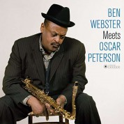 Ben Webster, Oscar Peterson: Ben Webster Meets Oscar Peterson - Plak