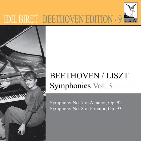 İdil Biret: Beethoven, L. Van: Symphonies (Arr. F. Liszt for Piano), Vol. 3 (Biret) - Nos. 7, 8 - CD