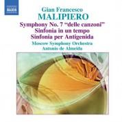 Antonio de Almeida: Malipiero, G.F.: Symphony No. 7,