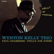Wynton Kelly: Kelly At Midnite + 1 Bonus Track! - Plak
