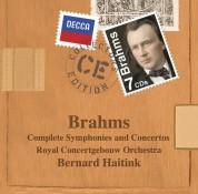 Bernard Haitink, Royal Concertgebouw Orchestra: Brahms: Complete Symphonies & Concertos - CD
