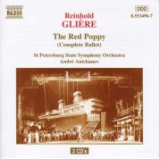 Gliere: Red Poppy (The) (Complete Ballet) - CD