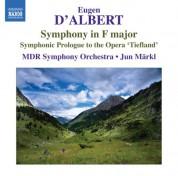 MDR Leipzig Radio Symphony Orchestra, Jun Märkl: D'Albert: Symphony in F major - CD