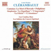 Clerambault: Cantatas and Simphonias - CD