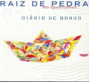 Raiz De Pedra: Diario De Bordo - CD