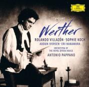 Antonio Pappano, Audun Iversen, Eri Nakamura, Orchestra of the Royal Opera House, Rolando Villazón, Sophie Koch: Massenet: Werther - CD