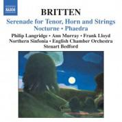 Britten: Serenade, Op. 31 / Nocturne, Op. 60 / Phaedra, Op. 93 - CD