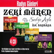 Safiye Ayla, Zeki Müren: Radyo Günleri - Zeki Müren ve Safiye Ayla - CD