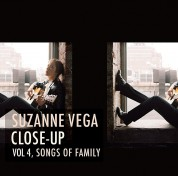 Suzanne Vega: Close Up, Volume 4, Songs of family - CD