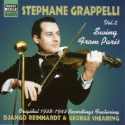 Grappelli, Stephane: Swing From Paris (1935-1943) - CD
