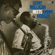 Gerry Mulligan, Johnny Hodges: Gerry Mulligan Meets Johnny Hodges - Plak