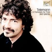 Jed Wentz: Telemann: Flute Fantasia - CD