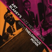 Art Blakey, Thelonious Monk: Jazz Messengers with Thelonious Monk - CD