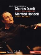 Manfred Honeck, Charles Dutoit: Verbier Festival 2012 Manfred Honeck  & Charles Dutoit - DVD