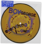 Boy George: Everything i Own - Single Plak