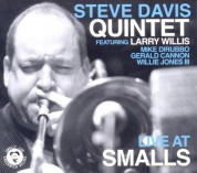 Steve Davis: Live at Smalls - CD