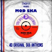 Çeşitli Sanatçılar: Trojan Presents: Mod Ska - CD