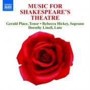 Gerald Place: Music for Shakespeare's Theatre - CD