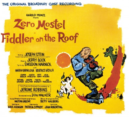 Çeşitli Sanatçılar: Fiddler On The Roof (Soundtrack) - CD