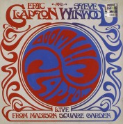 Eric Clapton, Steve Winwood: Live from Madison Square Garden - CD