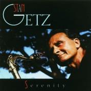 Stan Getz: Serenity - CD