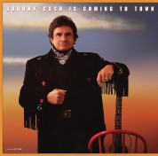 Johnny Cash Is Coming To Town - Plak
