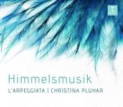 Christina Pluhar, L'Arpeggiata, Philippe Jaroussky, Celine Scheen: Himmelsmusik - CD