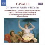 Alberto Zedda: Cavalli: Gli Amori D'Apollo E Di Dafne - CD