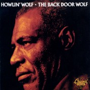 Howlin' Wolf: The Back Door Wolf - CD