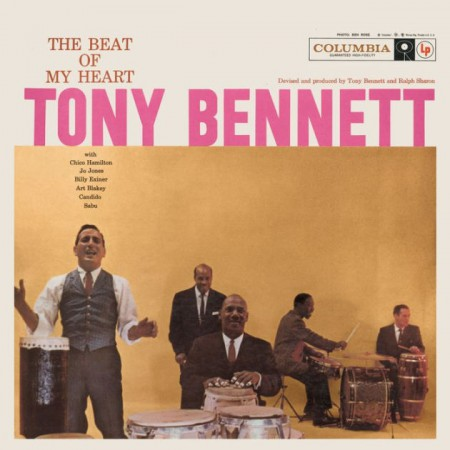 Tony Bennett: The Beat Of My Heart - Plak