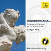 Stuttgart Winds: Mozart: Gran Partita - Plak