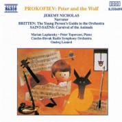Prokofiev: Peter and the Wolf / Saint-Saens: Carnival of the Animals - CD