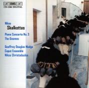 Geoffrey Douglas Madge, Caput Ensemble, Nikos Christodoulou: Skalkottas: Piano Concerto No.3 - CD